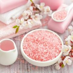 Соли для спа-уходовых ванн