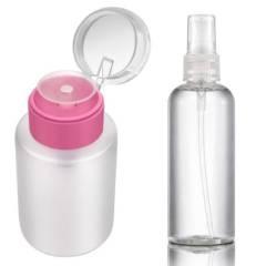 Бутылочки и помпы