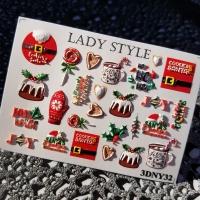 Слайдер дизайн 3D-NY32 Lady Style