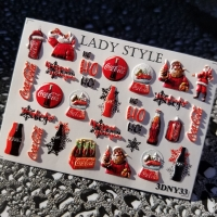 Слайдер дизайн 3D-NY33 Lady Style
