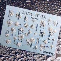 Слайдер дизайн 3D-NY40 Lady Style