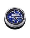 Стразы Pnb синие микс стекло, 200 шт.