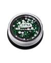 Стразы Pnb зеленые микс стекло, 200 шт.