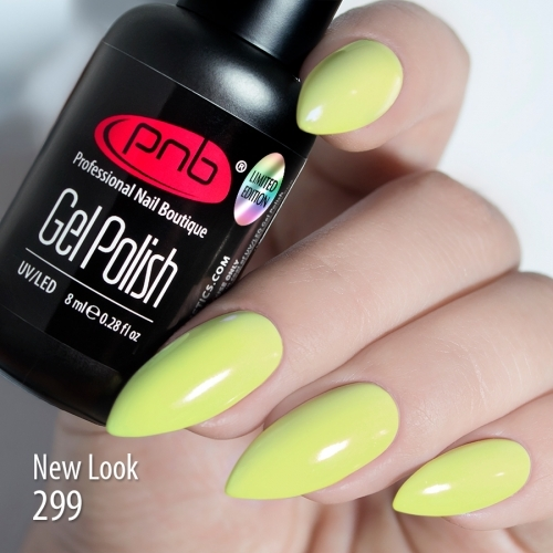 Гель-лак PNB New Look 299, 8 мл.
