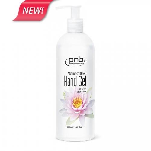 Антибактериальный гель для рук Antibacterial Hand Gel PNB Water blossom, 550 мл.