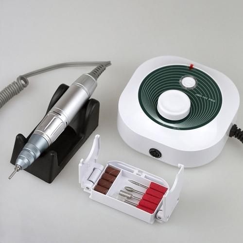 Аппарат для маникюра и педикюра JMD-102-Pro белый, 30 Вт 35 тыс. об/мин.