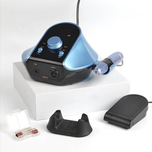Аппарат для маникюра и педикюра JMD 306 Blue, 45 Вт 35 тыс. об/мин.