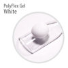 ПолиФлекс (акрилатик) гель белый PolyFlex Gel White PNB, 15 мл.
