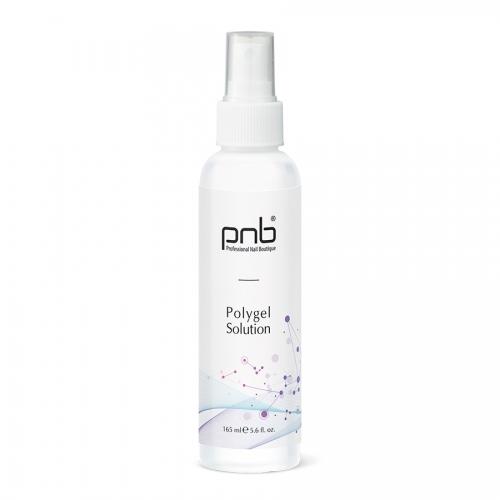 Жидкость для полигеля Polygel solution Pnb, 165 мл.