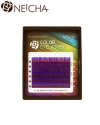 Ресницы Neicha mini mix Violet 6 линий