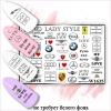 Слайдер W1635 Lady Style