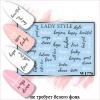 Слайдер W1776 Lady Style