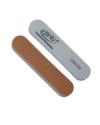 Мини пилка-баф PNB 150/150 Golden Brown/Grey, прямой