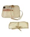 Набор кистей для макияжа в чехле Ellis APP 025, 7 предметов