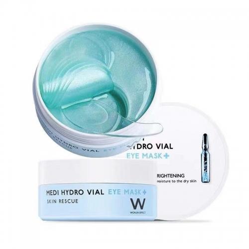 Патчи для глаз Medi Hydro Vial Wonjin Effect, 60 шт.