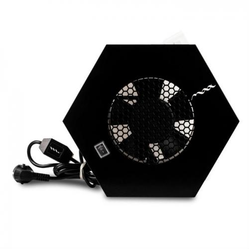 Встраиваемый пылесос MAX Ultimate 4 plus (чёрная крышка)