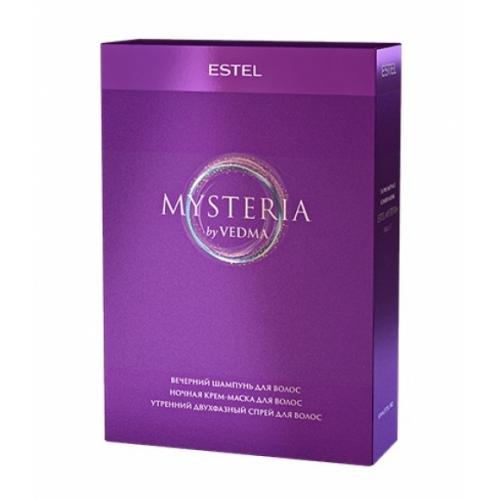 Набор парфюмерные компаньоны Estel Mysteria (шампунь, маска, спрей)