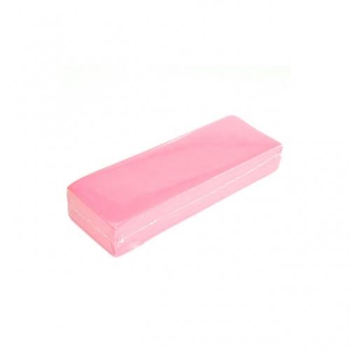 Полоски для депиляции розовые 7х22 см спанлейс, 100 шт.