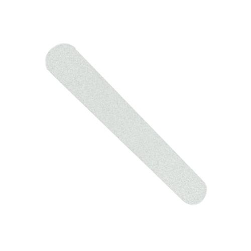 Пилка для ногтей мини белая тонкая 240/240 Topless
