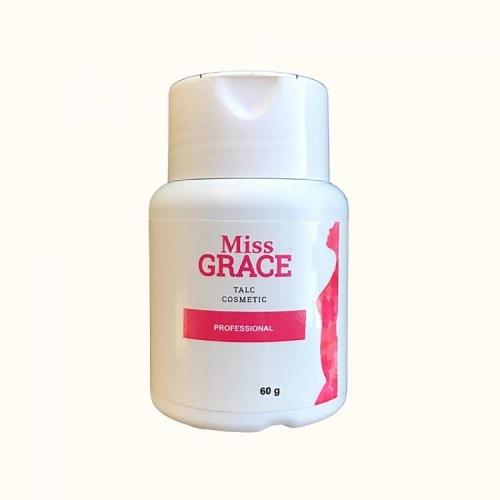Тальк косметический для депиляции Miss Grace, 60 гр.