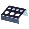 Подставка держатель для колпачков с пигментами Nano Tap сталь