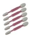 Аппликаторы розовые латекс двухсторонний Ellis APP 015, 5 шт.