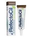 Краска-гель для бровей и ресниц антиалергенная RefectoCil Sensitive Medium Broun Каштановая, 15 мл.