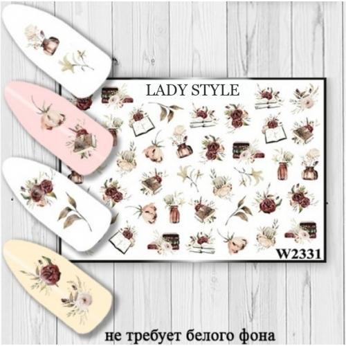 Слайдер дизайн W2331 Lady Style